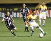 Criciúma empata com Ceará no majestoso no estádio HH
