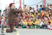 Mais de 1,5 mil assistem pelas do Festival de Teatro em Maracajá