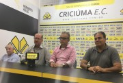 Criciúma Esporte Clube apresenta superintendente
