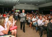 PR realiza convenção para homologar Jorginho Mello ao Senado