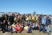 Brasil Pedreiras é campeão do Rinconense