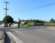 Vereador Calegari requisita sinalização para travessia em linha férrea
