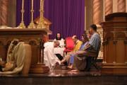 Ceia do Senhor abre o Tríduo Pascal na Catedral São José