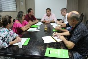 Conselho Fiscal 2018 realiza primeira reunião de trabalho