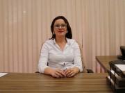 Nova diretora geral da Câmara Municipal de Içara