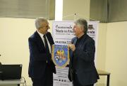 Italianos da região de Friulli trocam experiências com empresários na Acic