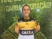 Dupla do Tigre na Seleção Brasileira Feminina Sub-17
