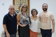"""Cedoc Unesc lança livro """"Memórias e Identidades"""""""