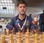 Técnico de Xadrez de Içara estará no JUB'S 2017