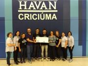 Unidos Contra o Câncer recebe R$ 35 mil reais em doação
