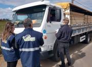 Blitz registra alto índice de veículos transportando sem nota fiscal