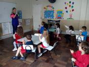 CEI Afasc Professor Lapagesse realiza projeto em respeito às diferenças