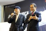 Personalidade internacional Chan Kei Thong palestra na Unesc