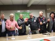 Eduardo Moreira e Mauro Mariani alinhados rumo a 2018