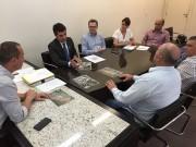 Secretário da Amrec e prefeito de Criciúma propõem permuta para o SAER