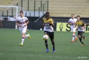 Sub-20 do Criciúma E.C. empata com o São Paulo no HH