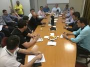 Prefeitos da região da AMREC avaliam impactos da paralisação