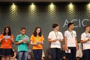Reconhecimento e emoção marcam entrega do Prêmio Acic de Matemática