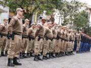 O 19º BPM realiza Solenidade de Promoção de Oficiais e Praças