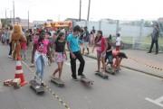 Grande público prestigia projeto Rua do Lazer