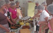 Grupo de mulheres participa de capacitação