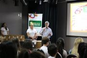 Alunos de Içara foram os homenageados desta quarta-feira no 5º Prêmio Acic de Matemática
