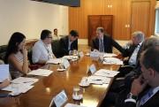 TRE-SC realiza reunião com entidades