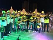 Tigre Festival atrai bom público no Parque das Nações