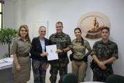 Unesc e Polícia Militar Ambiental firmam parceria