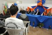 Programa Defesa Civil na Escola forma 57 estudantes