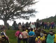 Intercâmbio entre escolas de Jacinto Machado resulta em Dia de Campo