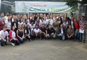Semana de Ciência e Tecnologia da Unesc encerra com recorde de participação