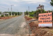 Pavimentação na Terceira Linha deve ser concluída em 45 dias