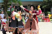 Evento da Unesc mantém viva a cultura do Boi de Mamão