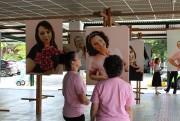 Exposição fotográfica traz mensagem de conscientização