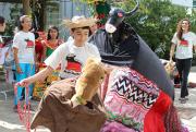 Unesc recebe palestra sobre Cultura Popular de Santa Catarina