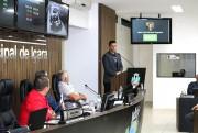Legislativo entrega moção a Cooperativa de Ilha das Flores (Portugal)