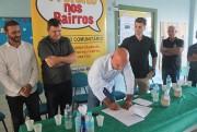 Lagoa dos Freitas ganha nova escola