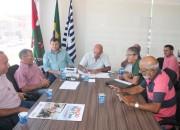Entregue ordem de serviço para asfalto de acesso à Barra Velha