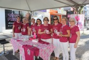Rede Feminina realiza evento na praça
