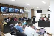 Câmara Municipal de Içara realizou última sessão ordinária de 2019