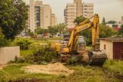 Obras de abertura da Rua Altamiro Guimarães são iniciadas