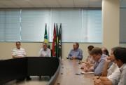 Diretoria da Acic planeja comemoração dos 75 anos da entidade