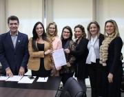 Deputada Geovânia de Sá libera recursos para o Ambulatório da Unesc