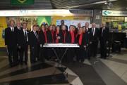 Associação Coral Balneário Rincão se apresenta em Criciúma