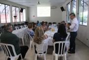 Direção da Afasc realiza última reunião de 2018 com conselheiras da entidade