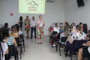 Gestoras dos CEI's da Afasc recebem primeiras orientações de 2019