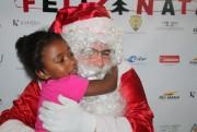 Expresso Natalino segue trazendo o encanto do Natal a Criciúma
