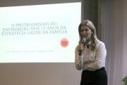 Luciane Ceretta divide experiências na 17ª Semana Científica