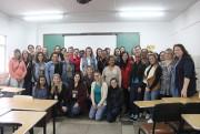 Professoras recebem orientações do Departamento de Educação Infantil